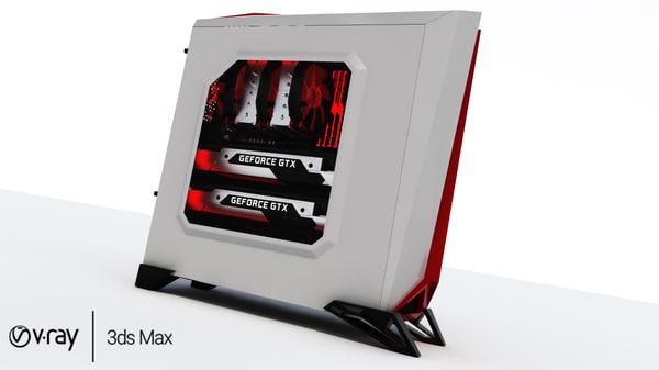 corsair spec-alpha pc model