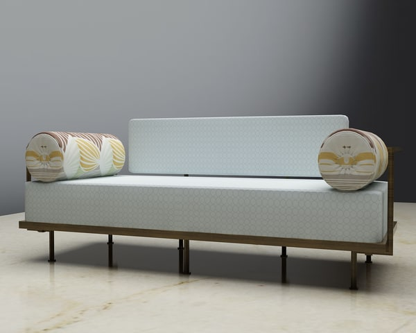 3D sofa ptendercool daybed