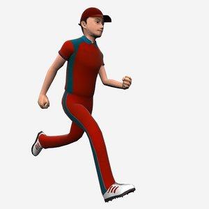 cricket fielder model