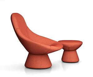 armchair artifort chair 3D model