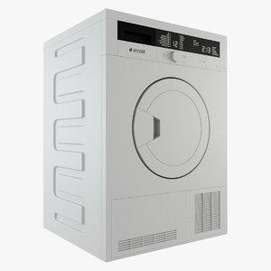 3D dryer