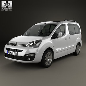 citroen berlingo multispace model