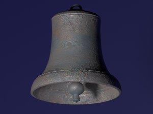 3D bell church