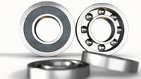 bearings rings 3D model