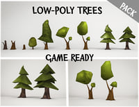 trees games polys model