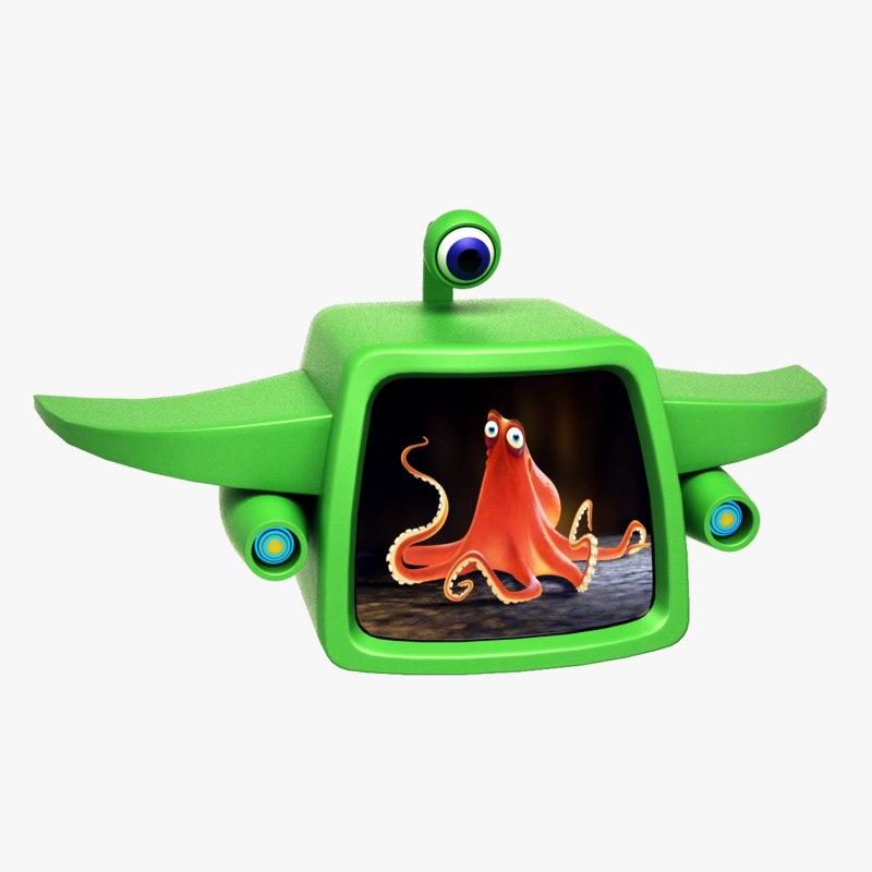 children s toys 3D model