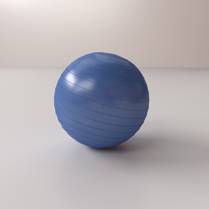 3D swiss ball