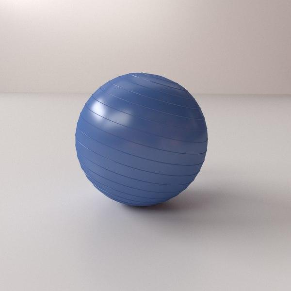 3D swiss ball