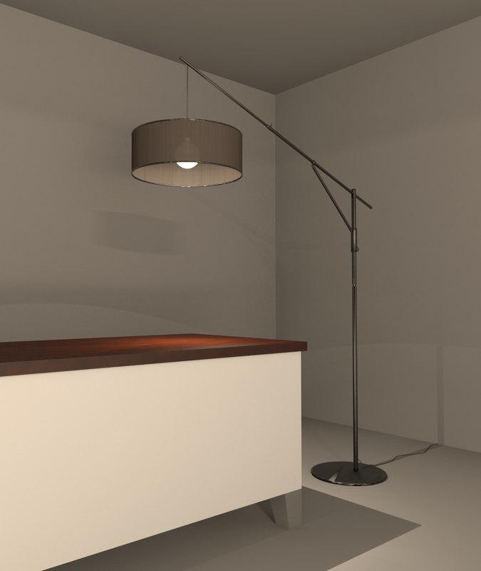 3D model revit lighting