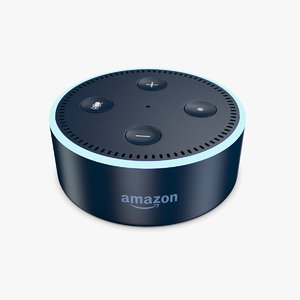 amazon echo dot 2nd model