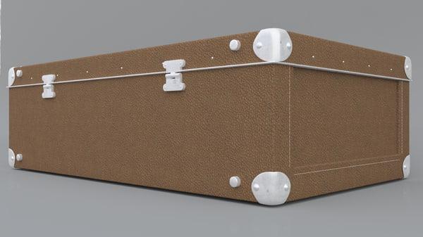 case suitcase model