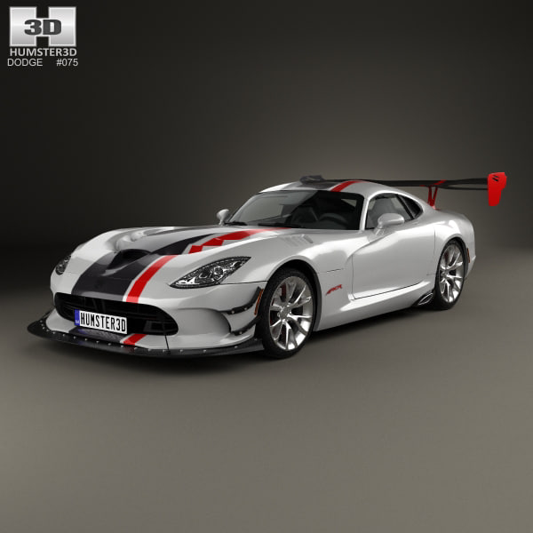 dodge viper acr model