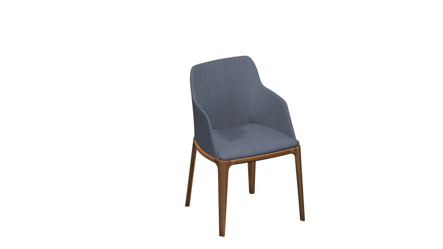 3D home chair model