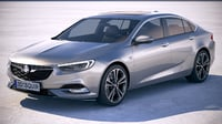 holden commodore 2018 3D