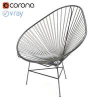 nard decor chair 3D