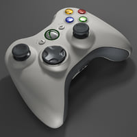 Xbox 360 Controller x 3 Versions