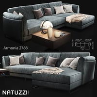 armonia 2788 3D model
