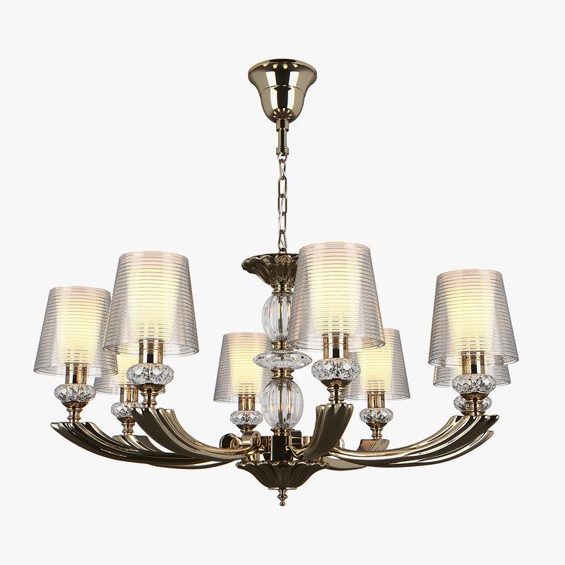 3D model 690082 ramo osgona chandelier