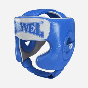 boxing helmet model