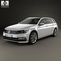 Volkswagen Passat (B8) R-Line 2015