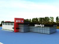 Wendy's restaurant 2