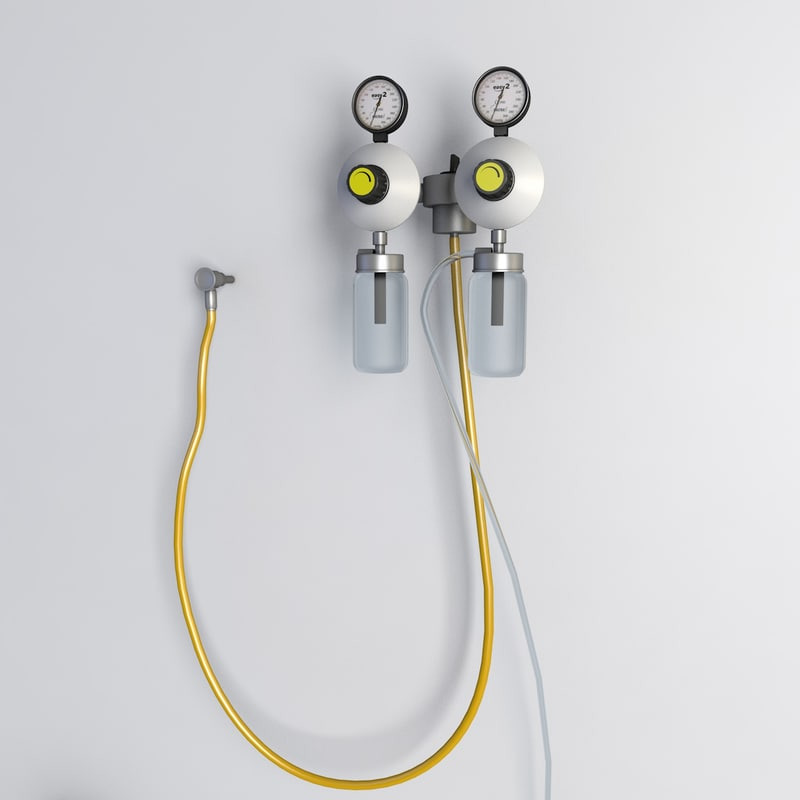 aspiration device medical 3D