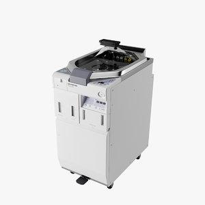 3D model olympus endoscope reprocessor