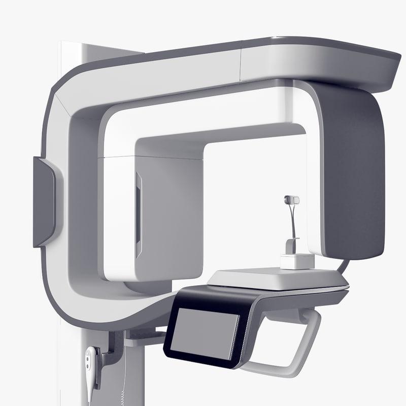 dental imaging 3D model