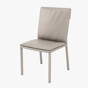 3D cattelan italia isabell chair model