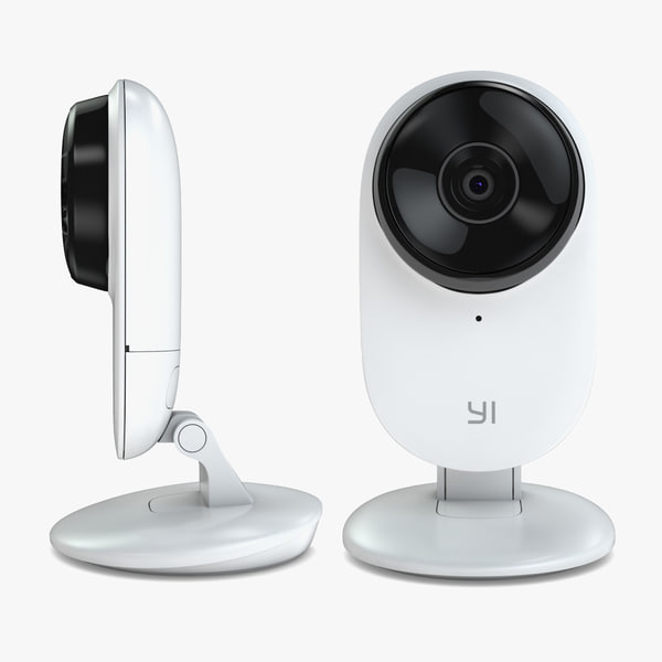 3D yi home camera 2