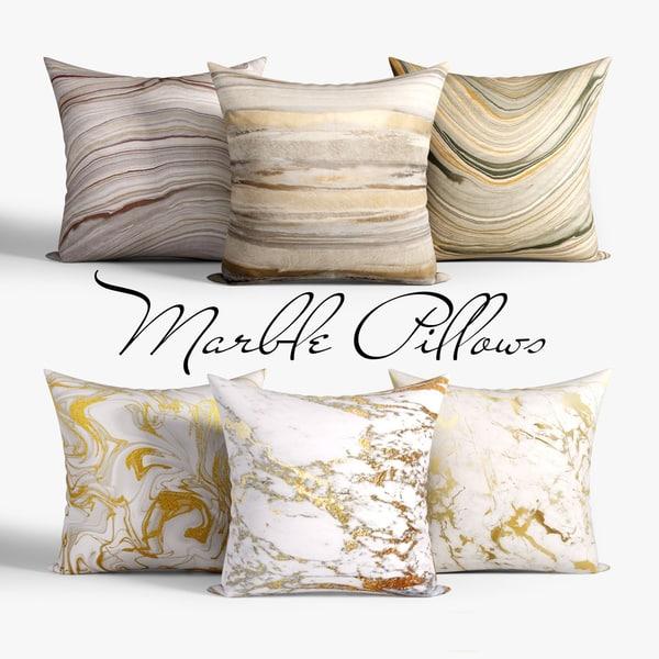 pillow 02 3D model