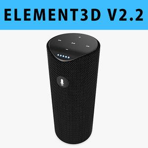 3D 2 - e3d model