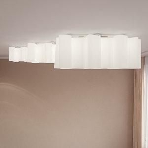 ceiling lamp soffito logico 3D model