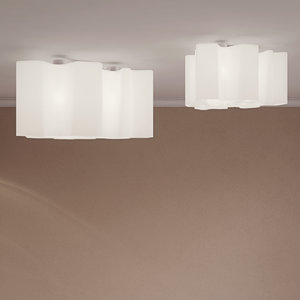ceiling lamp soffito logico model