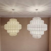 3D chandelier vittoria eichholtz
