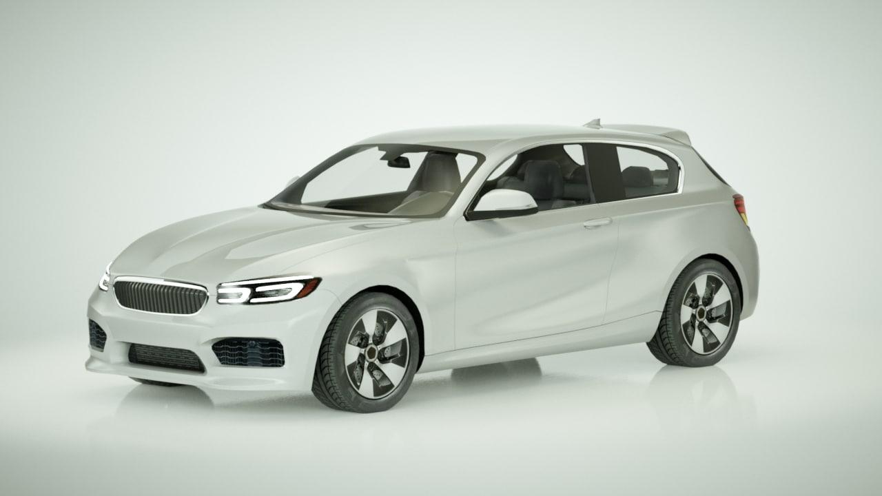 generic car model