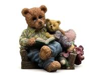 3D bear figurine knick photoscan