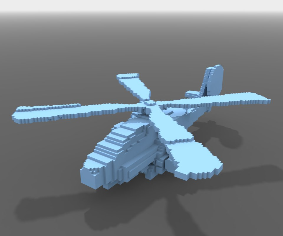 airplane toy model