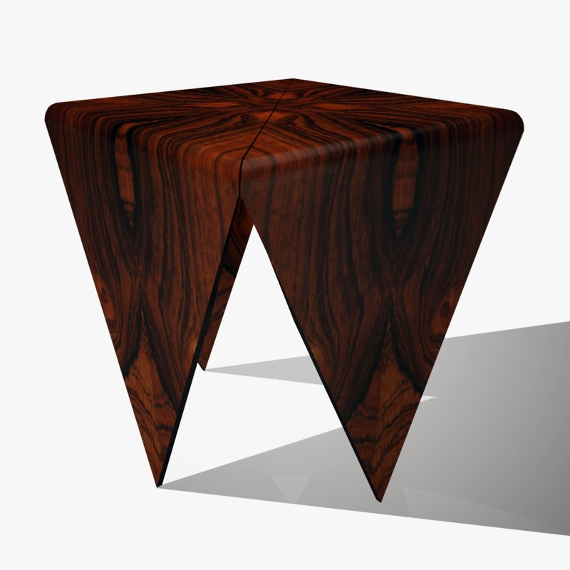 table petala 3D model