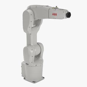 3D industrial robot abb irb