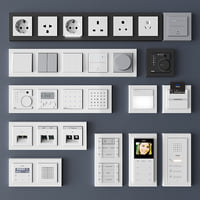 3D model gira 55 standard e2