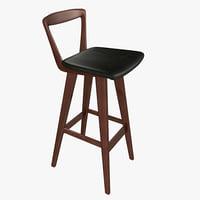 bar stools rosengren hansen model