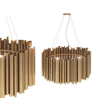 3D model brubeck suspension light