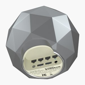 wi-fi router norton core 3D