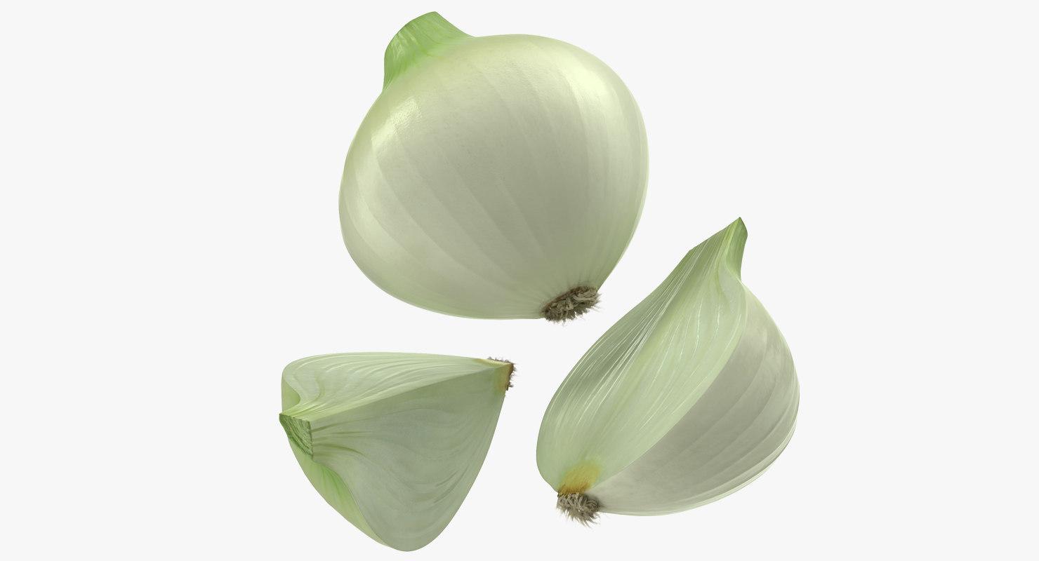3D onion 2