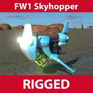 fw1 skyhopper model