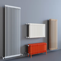 tubular radiators 3D