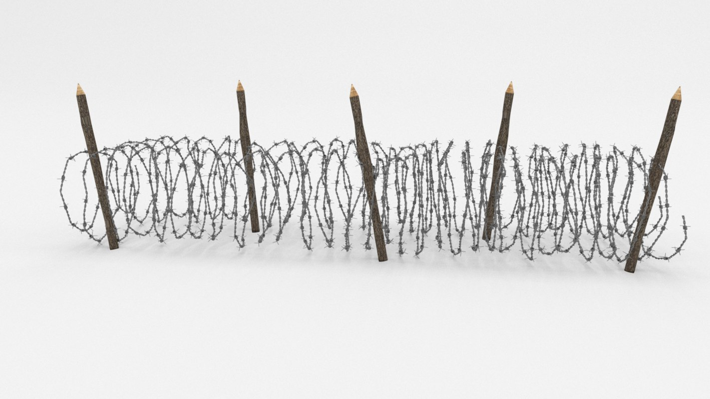 Wonderful Concertina Wire Obstacles Contemporary - Everything You ...