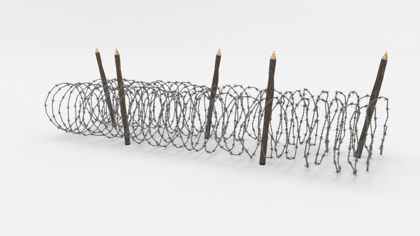 Awesome Triple Strand Concertina Wire Obstacle Gallery - The Best ...