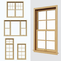Double Hung/Sliding Sash Windows